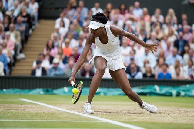 La tenista estadounidense Venus Williams