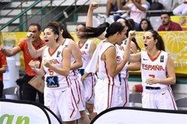 España alcanza la final del Eurobasket Sub-20 femenino
