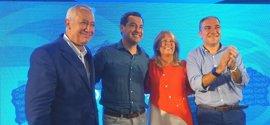"""Arenas reivindica al PP como un """"partido ganador"""" en Marbella (Málaga), donde """"más pronto que tarde"""" volverá a gobernar"""
