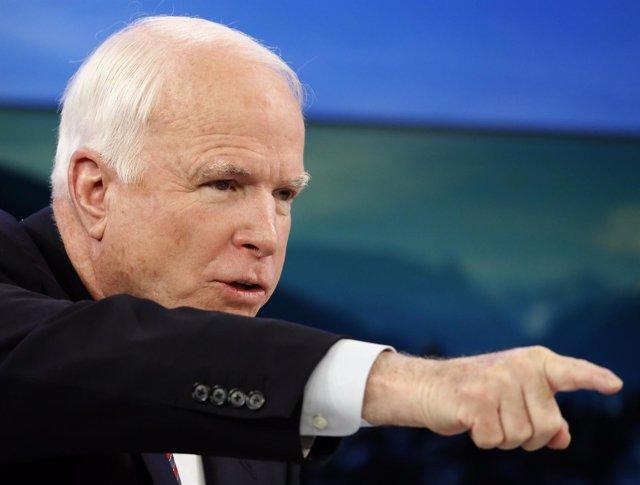 Senador de EEUU, John McCain
