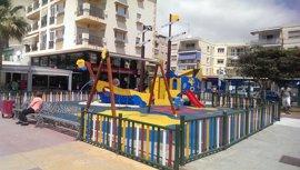 IU pide a Diputación que adecue los parques infantiles de pequeños municipios a personas con movilidad reducida