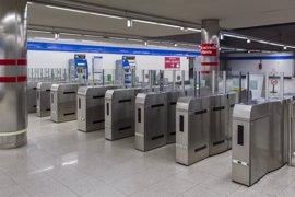 """Metro no cambiará el nombre a la estación de García Noblejas porque no es """"prioridad"""""""