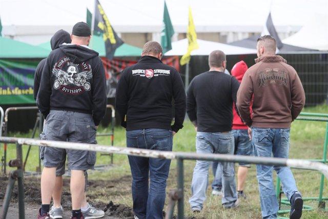 Concierto neonazi en Alemania
