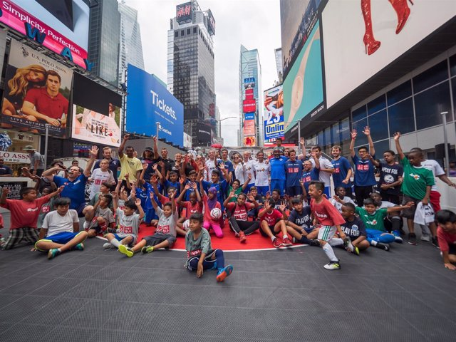 AFE Street Soccer Estados Unidos