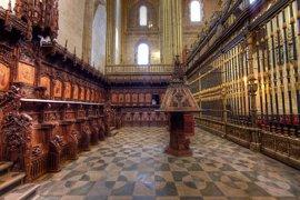 La restauración del conjunto del Coro de la Catedral Nueva de Plasencia (Cáceres) se inaugurará el próximo miércoles