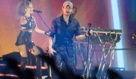 Enrique Iglesias abucheado por sus seguidores tras su concierto en Santander