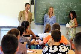 La Junta destaca el refuerzo de la enseñanza de idiomas en el curso escolar en Málaga