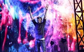 El concierto de Enrique Iglesias en Santander acaba en pitada