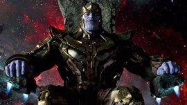 Thanos exhibe su poder en el poster de Vengadores: Infinity War
