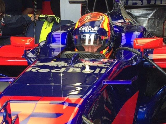 Carlos Sainz Silverstone Gran Premio de Gran Bretaña