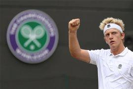 El español Alejandro Davidovich, campeón de Wimbledon junior