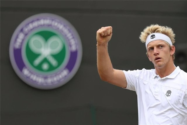Alejandro Davidovich Wimbledon