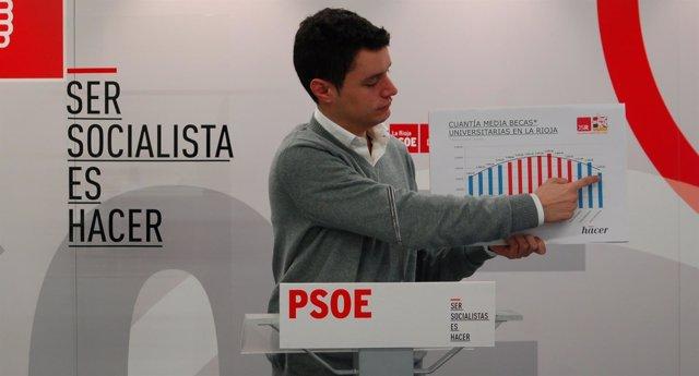 El secretario general de JSR, Raúl Díaz