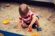 Parques con arena, un foco de infecciones para los más pequeños