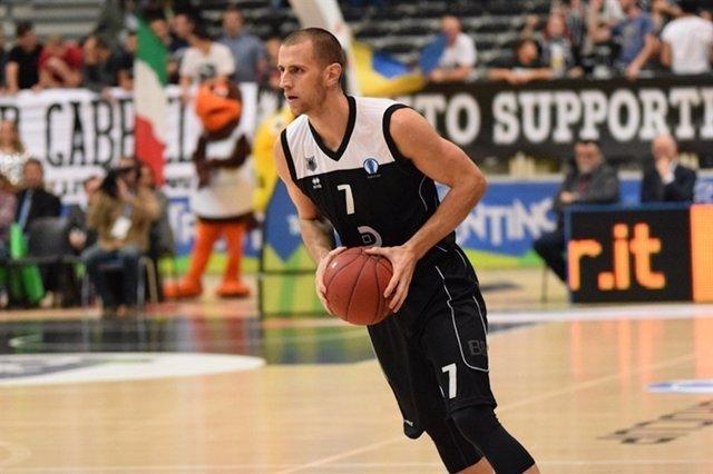 Dolomiti Energia Trento vs. Dominion Bilbao Basket, Alex Ruoff