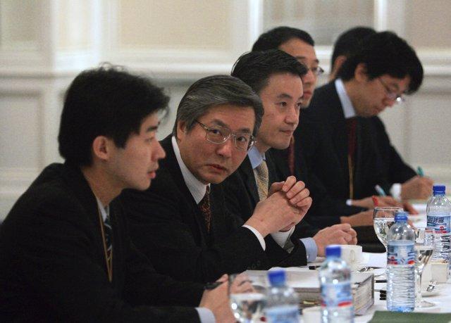 El representant especial de l'ONU per a l'Afganistan, Tadamichi Yamamoto.