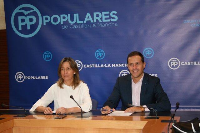 Gpp Clm (Cortes De Voz Y Fotografía) Ana Guarinos Y Carlos Velázquez En Rueda De