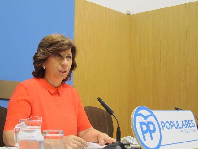 Reyes Campillo, concejal del PP