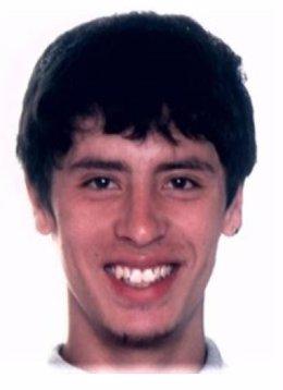Joven desaparecido en Palma
