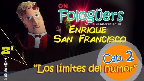 On Fologüers de Fundación ONCE con Enrique San Francisco