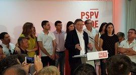 """El PP cree que """"Ximo Puig El Decadente"""" no debería estar tranquilo con una """"contestación"""" interna en el PSPV del 42%"""