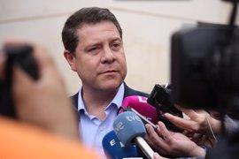 Page rechaza que PSOE se 'podemice' con pacto en C-LM y dice que, si se presenta de nuevo, quiere mayoría absoluta