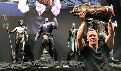 Vengadores Infinity War: Así es el Orden Negro de Thanos