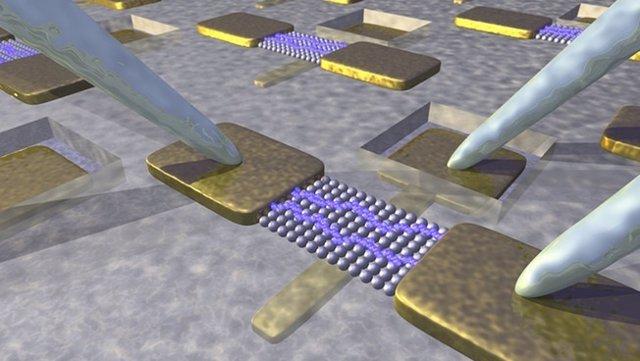 Nuevo concepto de transistor