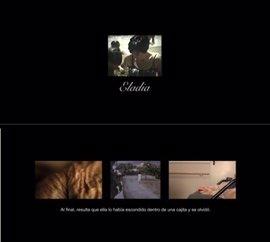 'Eladia. Una sonrisa, una caricia, un beso', un corto que trata de concienciar a la sociedad sobre el Alzheimer
