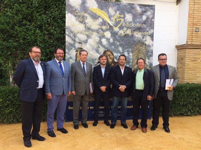 José Fiscal interviene en los Cursos de Verano de la UPO