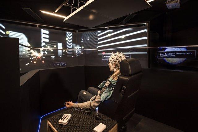 Audi estudia coche robot