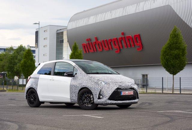 Nuevo Toyota Yaris GRMN