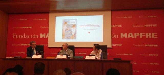 Presentación del infrome 'El mercado español de seguros en 2016'