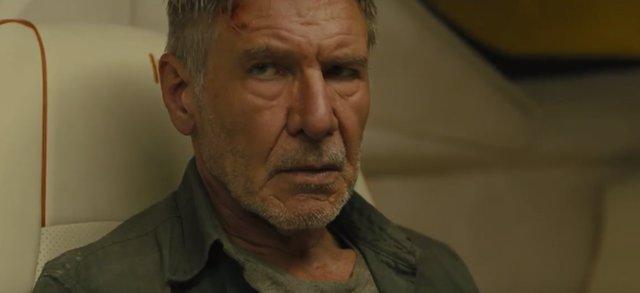 Harrison Ford en Blade Runner 2049
