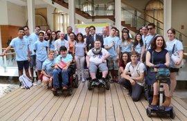 La UMA celebra un año más su Campus Inclusivo para los estudiantes con discapacidad