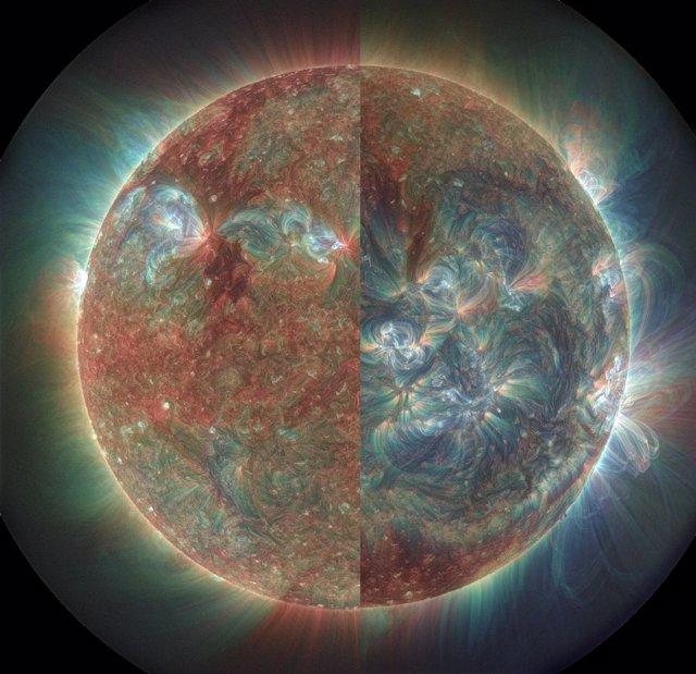 Cambios en el ciclo solar
