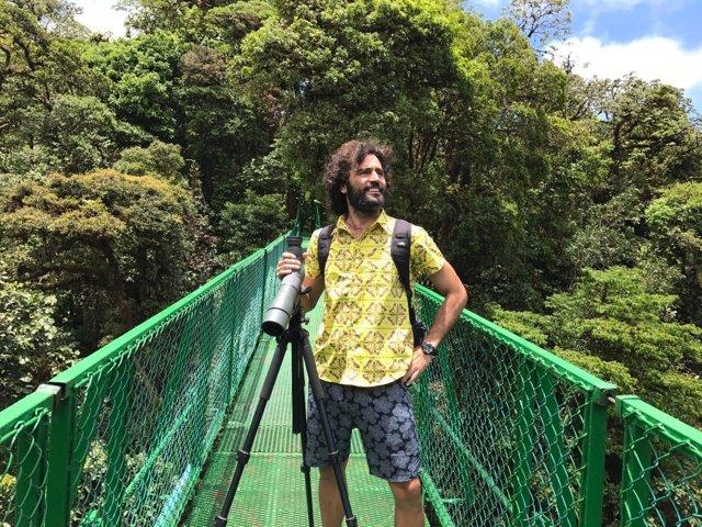 Raúl Gómez en 'Maraton Man'