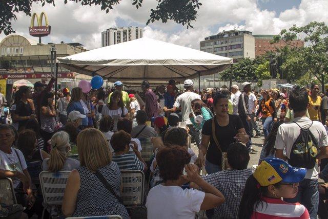 PLEBISCITO VENEZUELA 2017