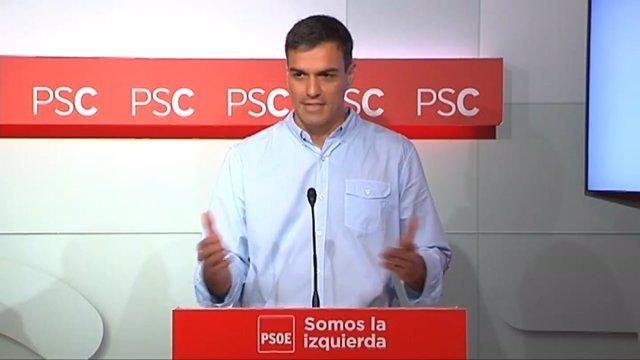 Sánchez dice que estaba informado del pacto en CyLM