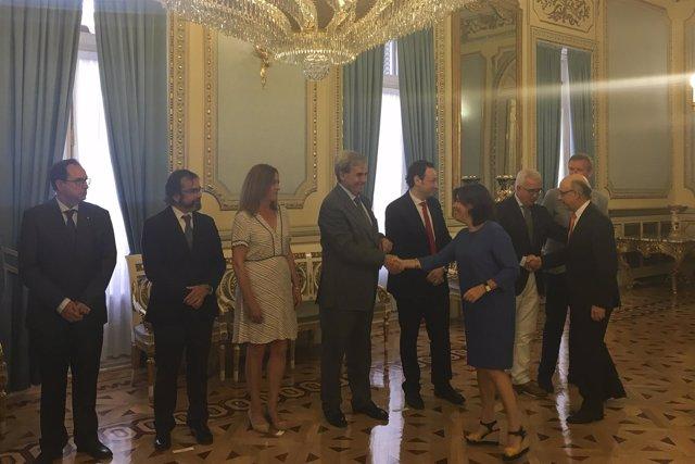 Seguimiento Conferencia Presidentes. Rafael de la Sierra.