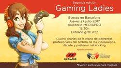 Barcelona acollirà el 27 de juliol l'esdeveniment de videojocs per a dones que es va cancel·lar per boicot (GAMING LADIES)