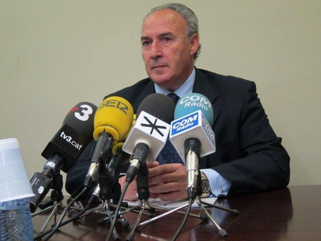 El President D'UPM Antoni Marsal