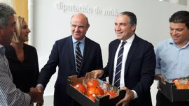 Guindos avanza que el FMI instará mañana a las pymes españolas a aumentar su tamaño