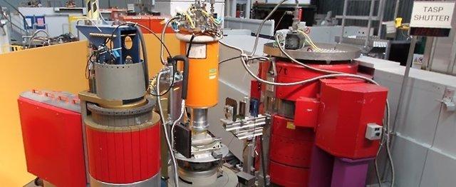 Espectrómetro de masas usado en este estudio