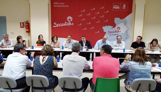 Ejecutiva PSOE