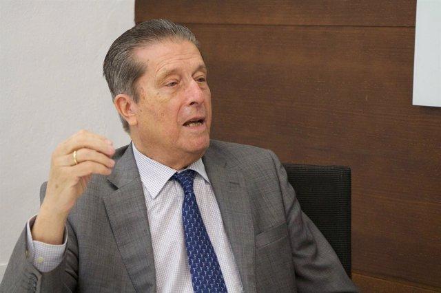 El ex director general de la Unesco Federico Mayor Zaragoza