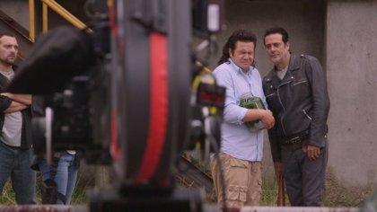 The Walking Dead reanuda el rodaje de su 8ª temporadas tras la muerte de un especialista en el set
