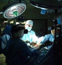 Cirugía, cirujano, quirófano, intervención quirúrgica, operación
