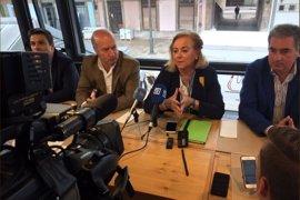 Mercedes Fernández afirma que el PP lleva la iniciativa política en Asturias