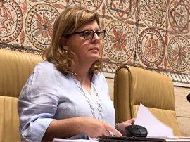 """Victoria Domínguez acudirá a declarar con """"total tranquilidad democrática"""" este miércoles ante el TSJEx"""